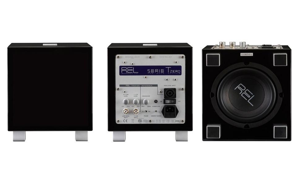 Amazon.com: REL acústica t-zero pequeña Home audiófilo ...