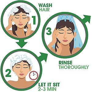 Wash, Let Sit, Rinse