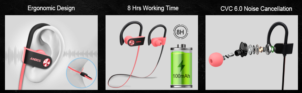sports earbuds