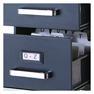 Charmant Just Like A Traditional Filing Cabinet, This Business Card Holder Has Three  Heavy Duty Drawers With Handles And Index Labels On Their Fronts To  Organize ...