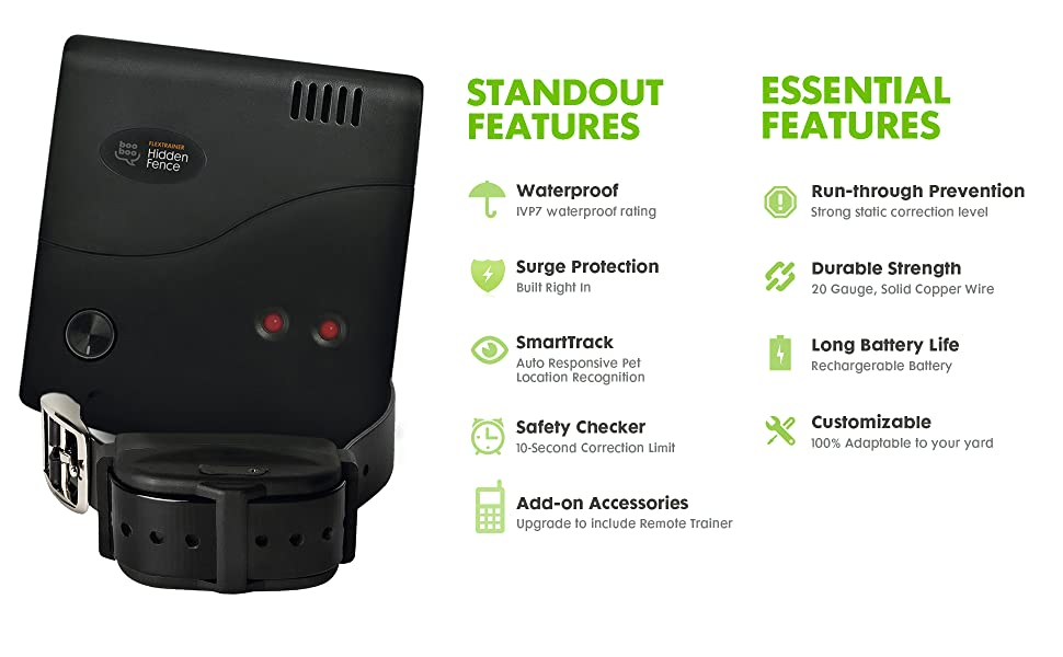 waterproof, ivp7 surge protection smart battery auto response, pet location, safety, remote strong