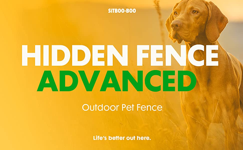 invisible dog fence outdoor advanced hidden fence for stubborn dogs shock collar in-ground