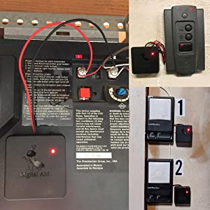 Amazon Com Digital Ant Smart Garage Opener Wireless