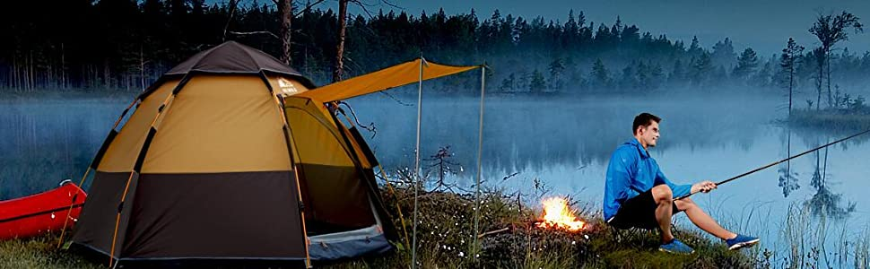 instant tents for camping