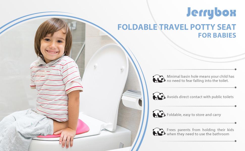 Baby Toilet Music Seat Kids Toddler Training Potty Portable Car Travel Seats UK