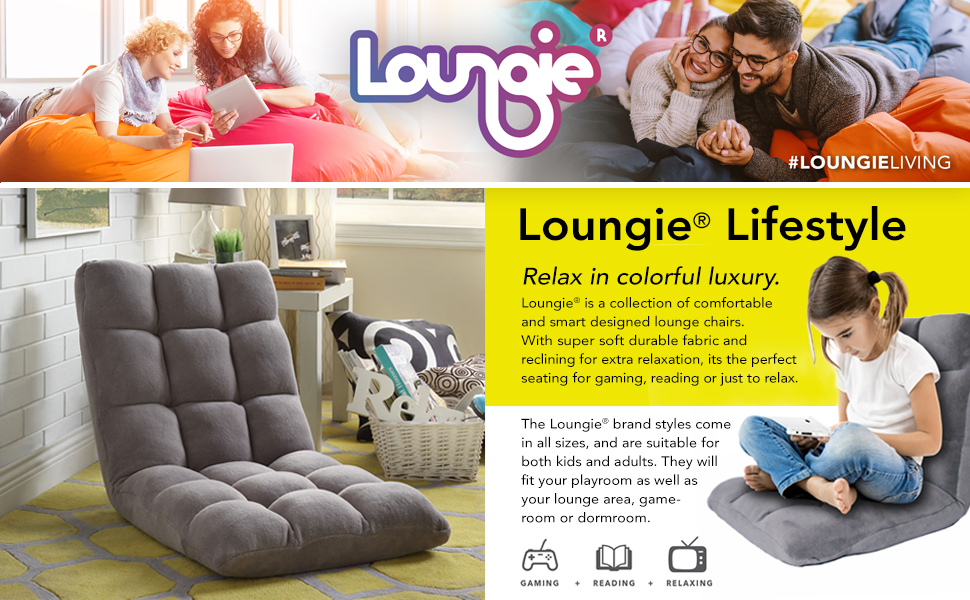 Loungie leisure chairs