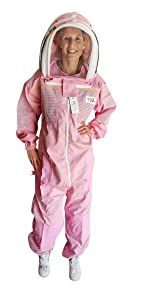 Pink Ventilated Suit
