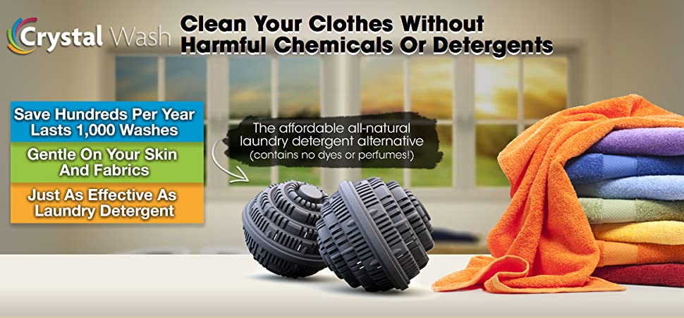 Natural Way To Wash Clothes Without Detergent