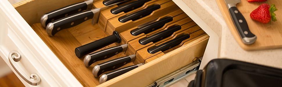 Kitchen Knife Organizer
