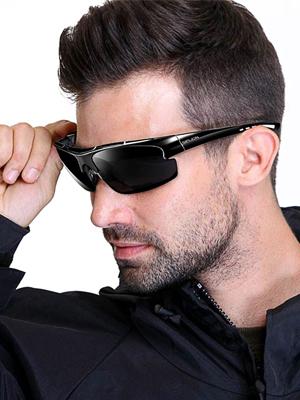 e9a02f4ed7 SIPLION Men s Polarized Sunglasses Sports Glasses for Cycling Fishing Golf  TR90 Superlight Frame
