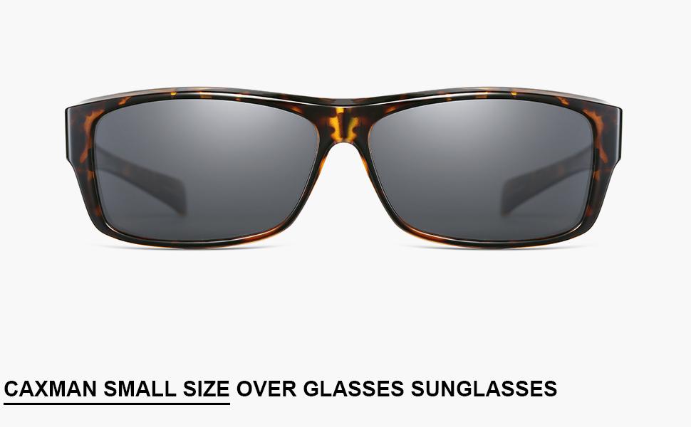 c1104256e7feb Amazon.com  CAXMAN Polarized Fit Over Glasses Sunglasses for ...
