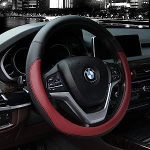 steering wheel cover for women