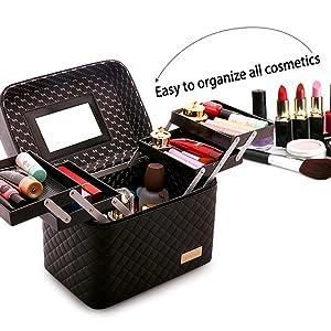 Organize your cosmetics