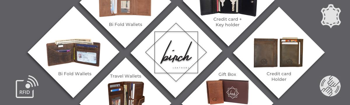 Birch Leathers Logo