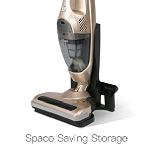 Dibea KB 9008 Can Stand Up Alone Which Makes It Easier To Store After Every Use The Low Base Design Vacuum Fit Under Most Of Furniture