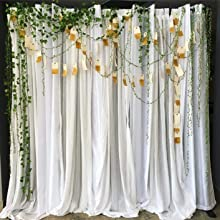 Artificial Eucalyptus Leaf Garland DIY Greek Wild Jungle Decorative Botanical Greenery for Home Wall Garden Wedding Party Wreaths Hecaty SYNCHKG094893 252 Ft Artificial Vines