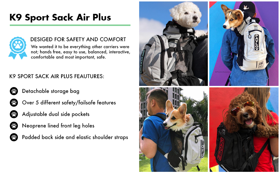 46ff3511366c8c bike lights front and back back packs dog carriers for small dogs sports bag  custom dog