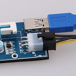 RISER CARD PCIE