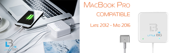 Compatible with Macbook pro charger Magsafe 2
