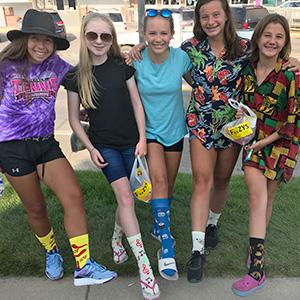 girls socks