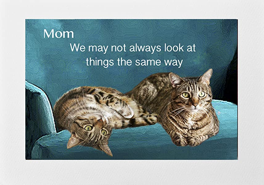 Handmade Greeting Cards For Mom We May Not Always Look At Things The Same Way