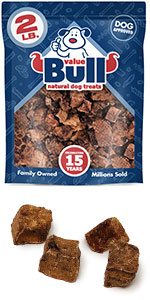 Beef Lung Cubes