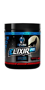 elixir pm sleep aid thermogenic fat burner