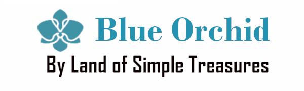 Amazon.com : Blue Orchid Foldable Meditation Cushion, Extra ...