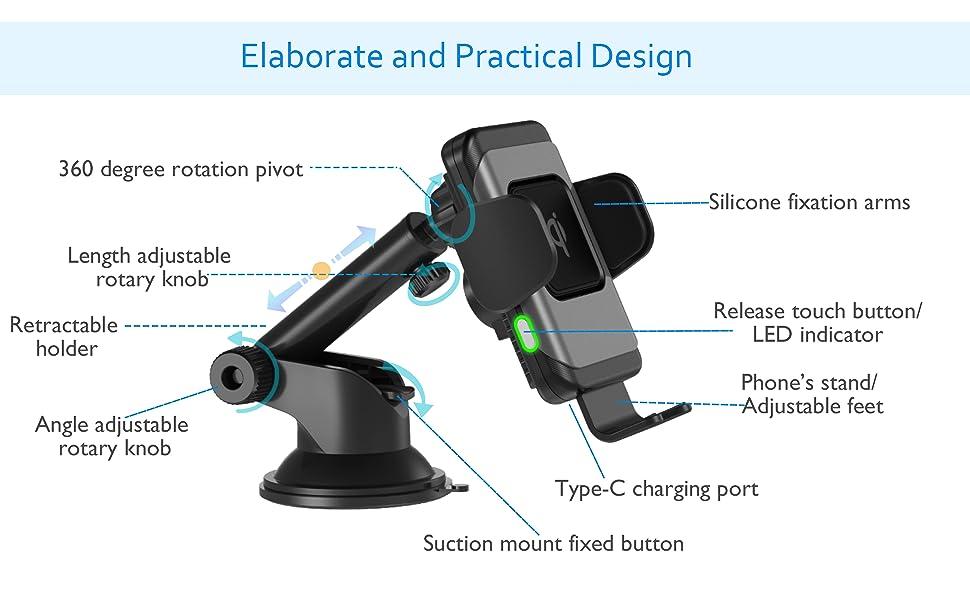 Elaborate and Practical Design