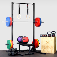 Garage Gym packages and affiliate outfitting