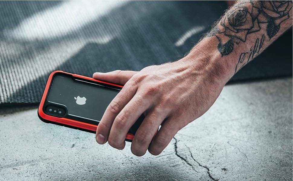 stylish phone case multiple colors clear durable protection unisex men women