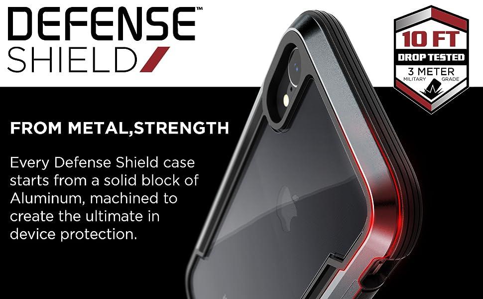 76c04e4172b X-Doria Defense Shield Series, iPhone XR Case - Military Grade Drop ...