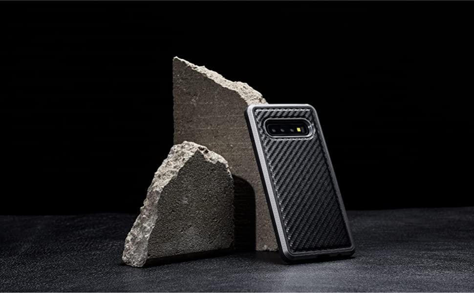 durable phone case withstands falls drops shocks sophisticated material carbon fiber