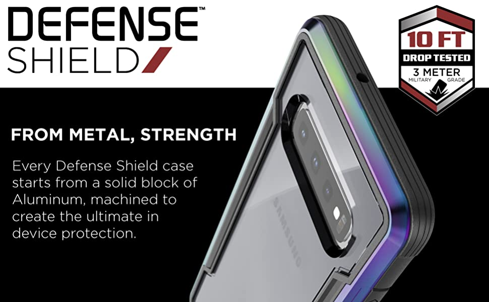 Samsung S10 Defense Shield