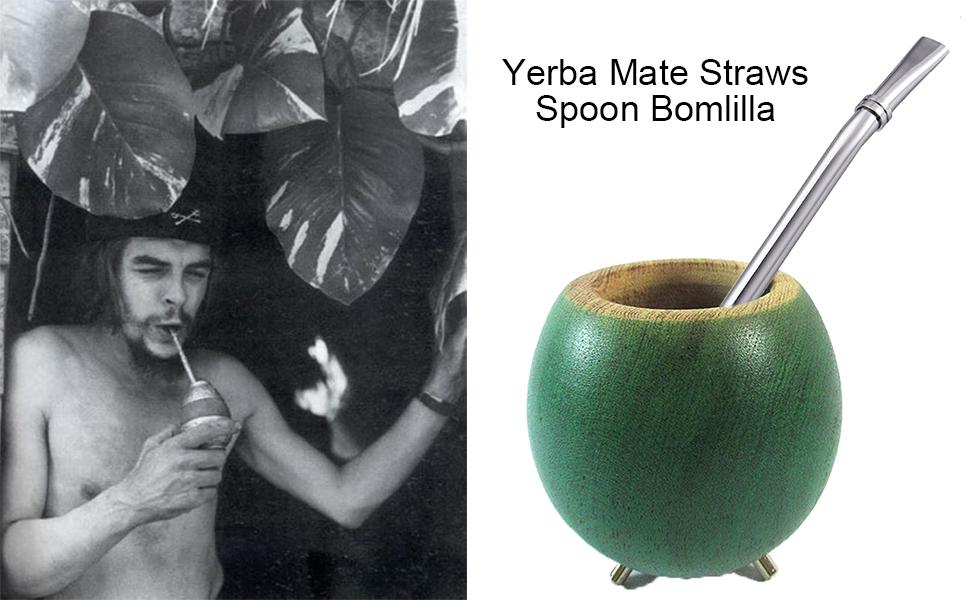Yerba Mate Straws