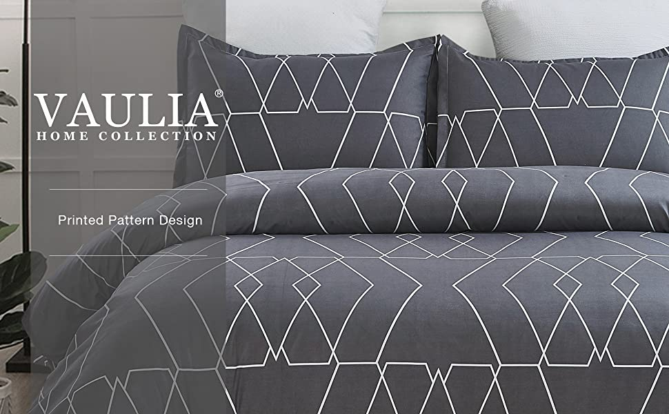marble cover triangles duvet klaraacel pattern product covers by