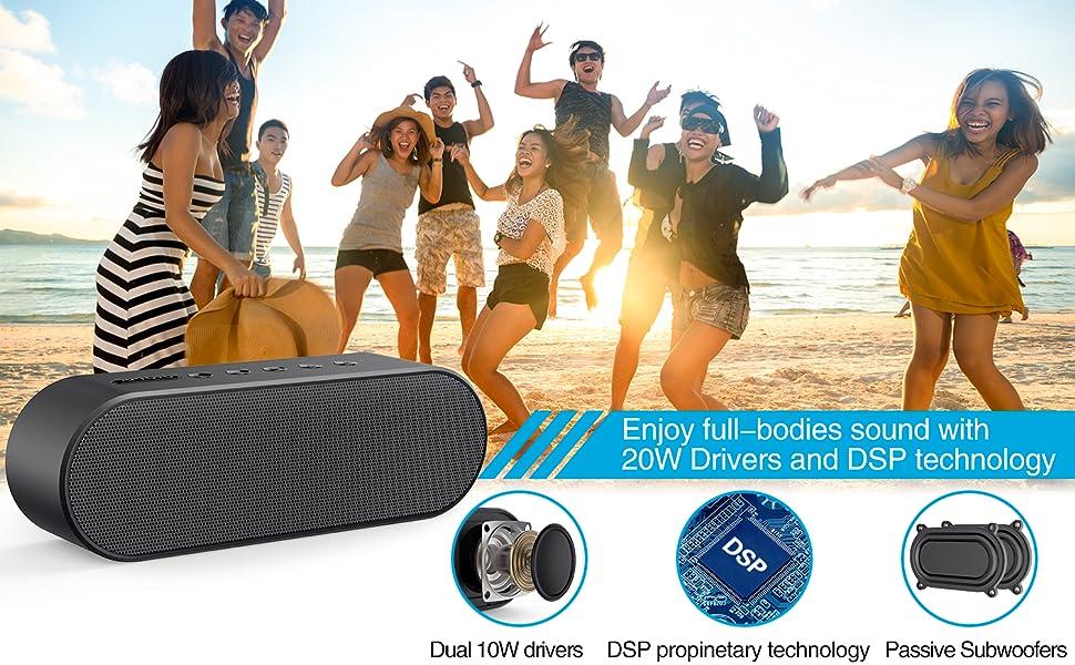 blutooth speakers