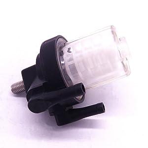 61N-24560-00 655-24560-00 Fuel Filter Assy for Yamaha 9.9HP15HP 20HP 25HP 50HP
