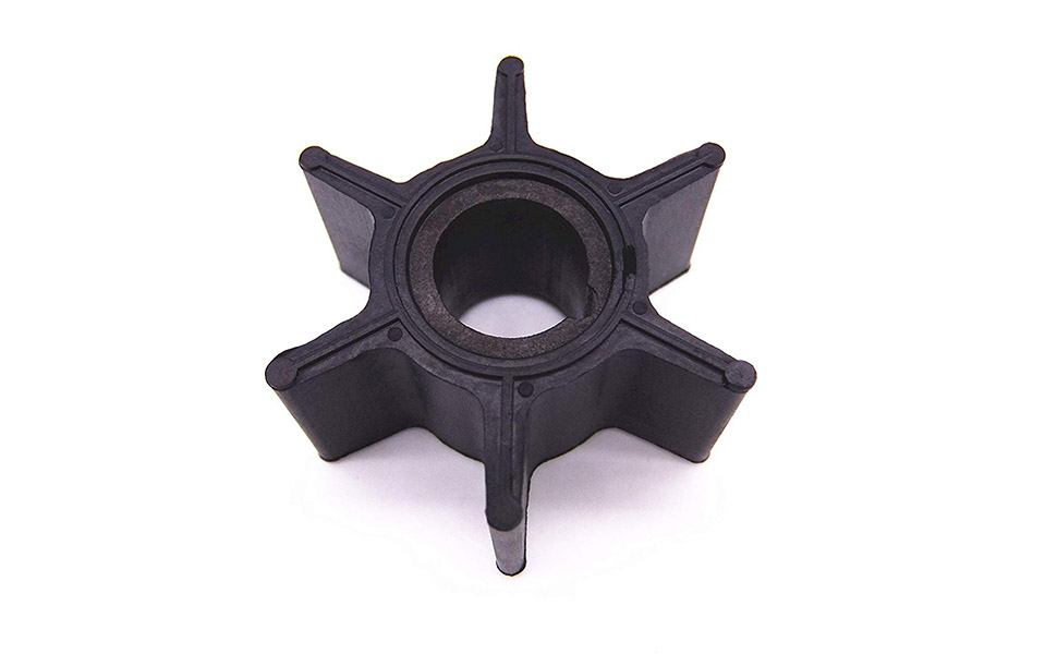Water Pump Neoprene ; Replaces Nissan Tohatsu: 3B2650211M 3B2-65021-1 Sierra: 18-8920 Peach Motor Parts PM-3B2650211M Impeller CEF: 500344 Made by Peach Motor Parts 3B2650210M