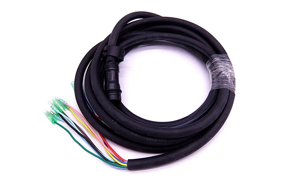 Amazon com: 688-8258A-20 Cable Main Wire Harness for Yamaha