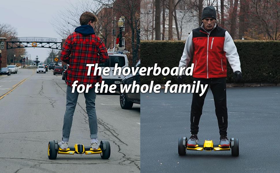 smartest hoverboard