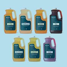 organic slush flavors