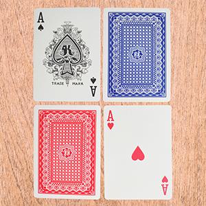 Amazon.com: Neasyth - Juego de tarjetas de juego de plástico ...