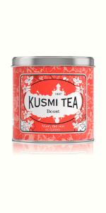 Boost tea, morning tea, green tea, detox tea