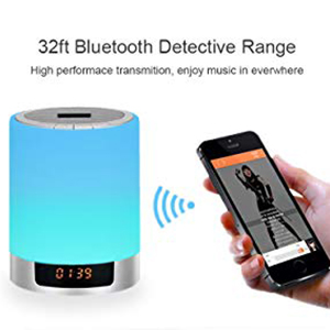 LED Bluetooth Speakers