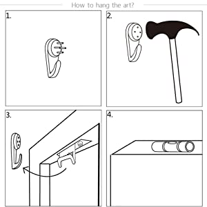 how to hang