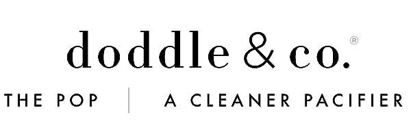 Doddle /& Co Pop et aller Cherry factices sucettes adapté de 3 mois