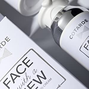 Cotarde Face with a View Concentrated Cream