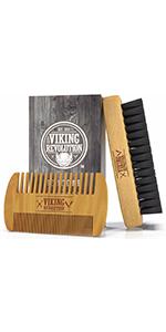 beard comb beard brush