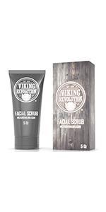 Viking Revolution Face Scrub